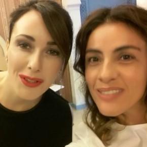 Anita Caprioli con Domenica Ricciardi seconda foto