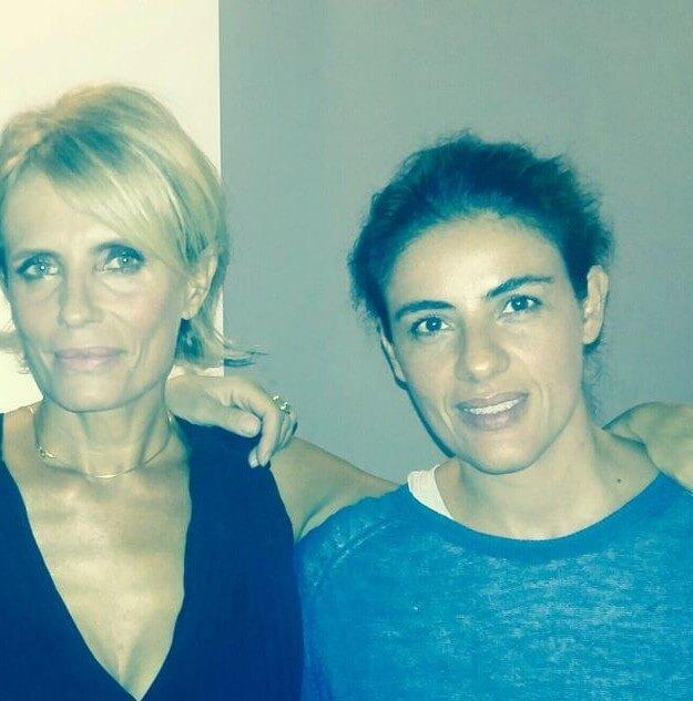 Isabella Ferrari e Domenica Ricciardi, festival cinema di Venezia 2015