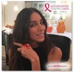 L'Oreal Acconciatori contro l'Aids 2