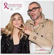 L'Oreal Acconciatori contro l'Aids 3