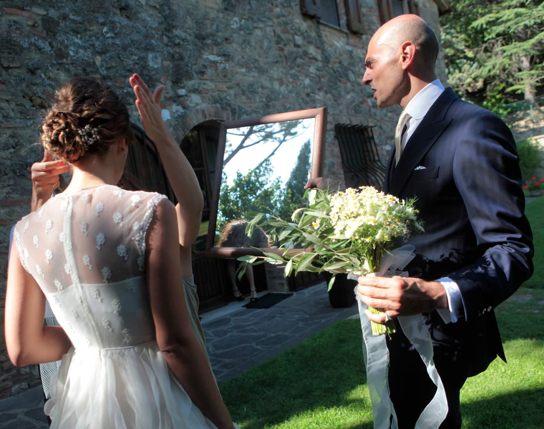 Spose di domenica, con Anzo Miccio wedding planner