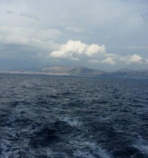 Grecia, dal catamarano col maltempo, sempre meraviglioso 1 marzo 2017
