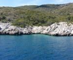 Grecia, dal catamarano, marzo 2017