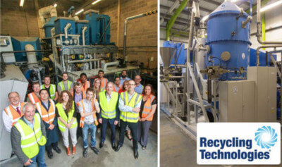 Recycling Technologies, a  Swidon