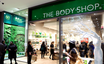 The Body Shop dalla Francia passa al Brasile, L'Oreal lo vende