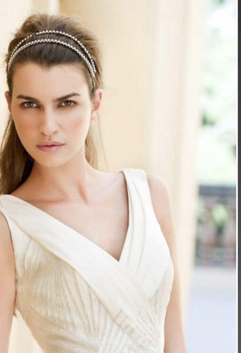Spose 2018 cerchietti nei capelli di Domenica Ricciardi per The Beauty Observer