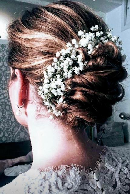 Spose 2018 raccolto romantico Domenica Ricciardi per The Beauty Observer
