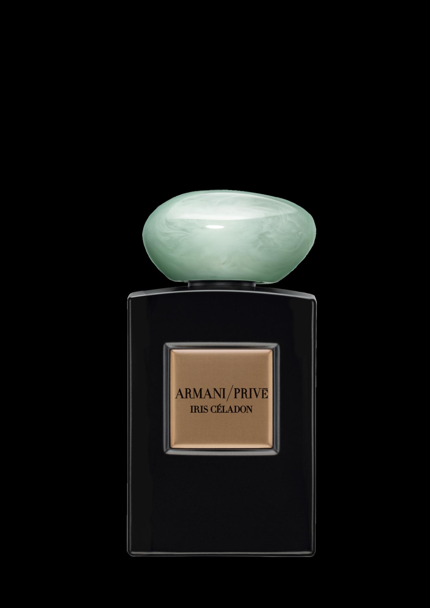 Armani Prive Iris Celadon_Miglior profumo collezione esclusiva grande marca