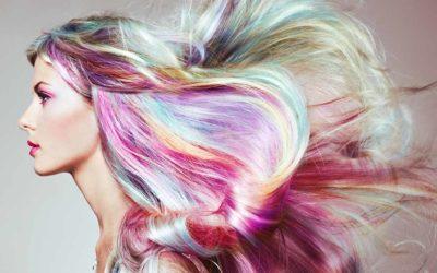 Unicorn hair è la tendenza per l'estate…avrete il coraggio? Ecco di che si tratta