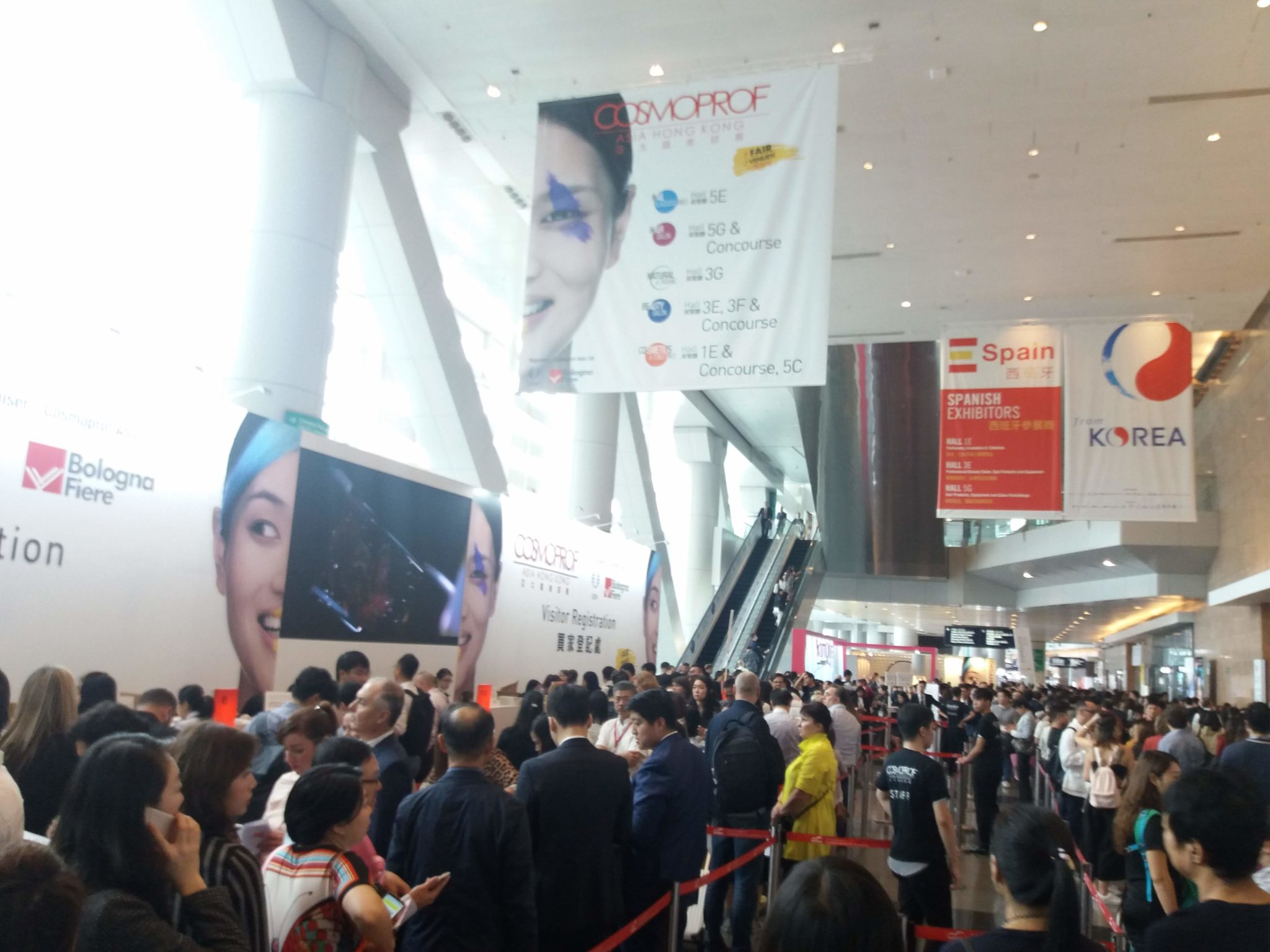 40 soluzioni sorprendenti ai problemi estetici dal Cosmoprof di Hong Kong 2018