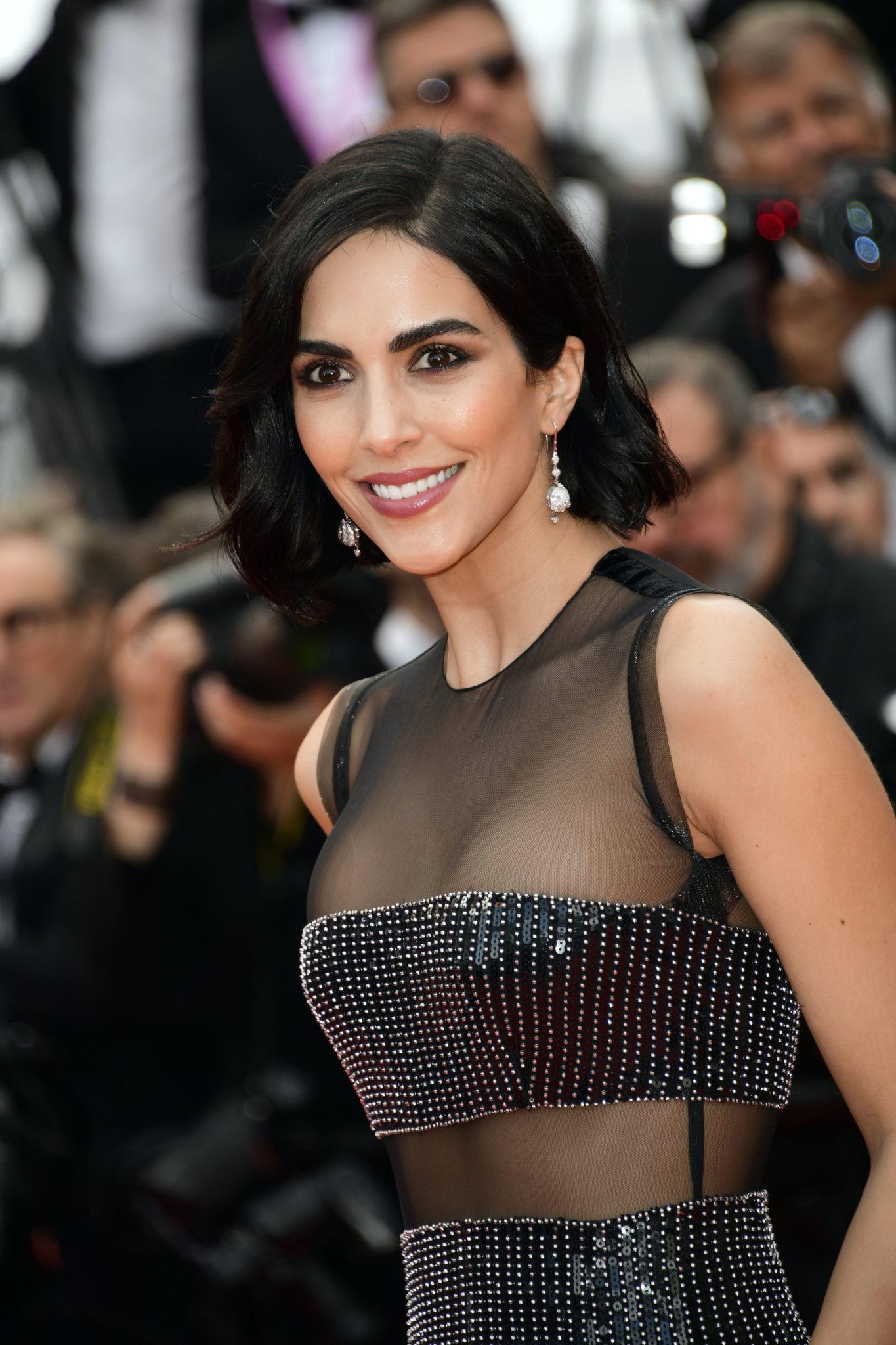 Da Cannes Rocio Munoz Morales, hair Cotril